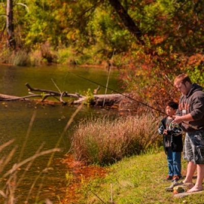 fishing in mccurtain county