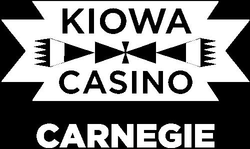 Kiowa Casino Carnegie Logo